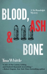 Book Cover - Blood Ash & Bone