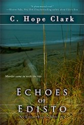 Book Cover - Echoes of Edisto