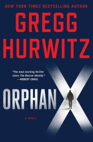 Book Cover - Orphan X