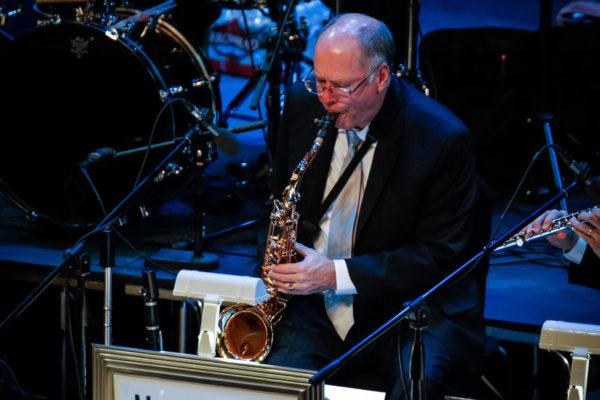 Brian Booth Tenor Sax