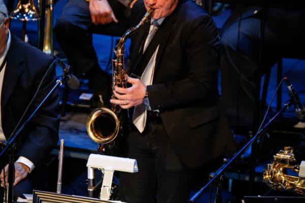 Dave Hall Tenor Sax