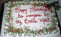 Bates Cake