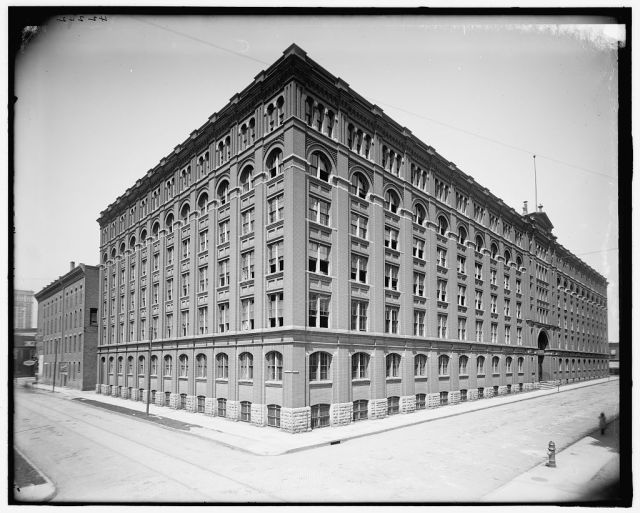 ferry co building