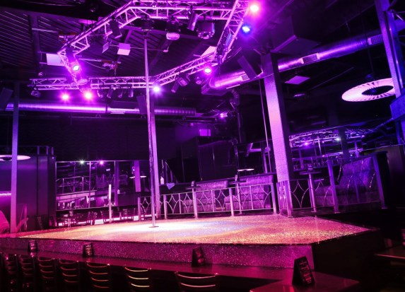 Night Trips Lights and Stage Show