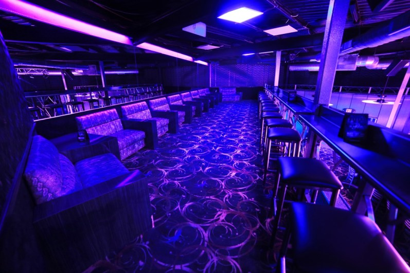 Night Trips VIP Table Dance