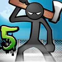 download Anger of stick 5 Zombie Apk Mod unlimited money