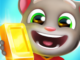 download Talking Tom Corrida do Ouro Apk Mod unlimited money