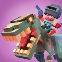 download Dinos Royale - Savage Multiplayer Battle Royale Apk Mod unlimited money