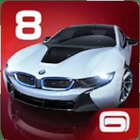 download Asphalt 8 Apk Mod carros desbloqueados