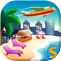 City Island Airport - City Management Tycoon Apk Mod free shopping