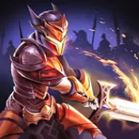 Epic HeroesWar Blade & Shadow Soul Online Offline Apk Mod ouro infinito