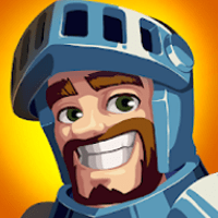 download Knights and Glory - Tactical Battle Simulator Apk Mod free shopping