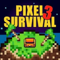 download Pixel Survival Game 3 Apk Mod diamantes infinito