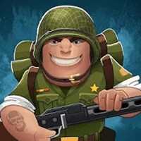 World War 2 Syndicate TD Apk Mod gemas infinita
