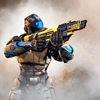 SHADOWGUN LEGENDS Apk Mod gemas infinita