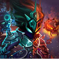 Epic Heroes War Shadow Lord Stickman Apk Mod gemas infinita