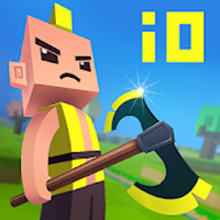 AXES.io battle royale io games online & offline Apk Mod