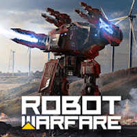 Robot Warfare Mech battle Apk Mod