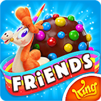 Candy Crush Friends Saga Apk Mod