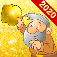 Gold Miner Classic Gold Rush Mine Mining Game apk mod