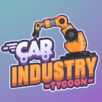 Car Industry Tycoon - Idle Car Factory Simulator apk mod