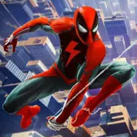 Spider Rope Hero Man Vegas Crime Simulator apk mod