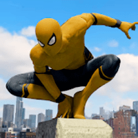 Spider Rope Hero - Gangster New York City apk mod