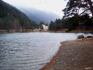 Поездка на Северный Кавказ. Карачаево-Черкесия. Озеро Кара-Кёль