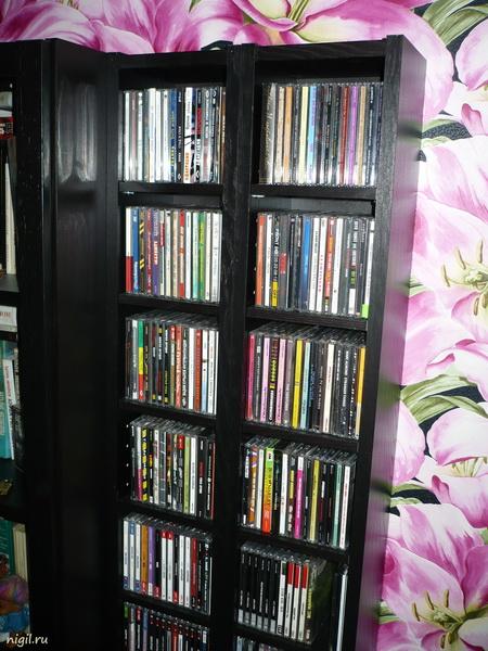 Стойка для CD и DVD дисков