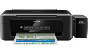 Печать без полей на МФУ Epson L366
