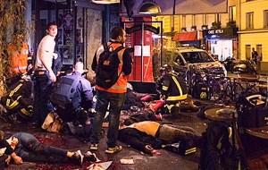 Бойня в Париже. Сотни жертв. Чудовищно. Ждём картинок от Charlie Hebdo…