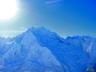 Солнышко над горами