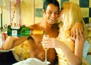 Алкоголь — секрет счастливого брака
