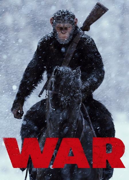 Планета обезьян: Война. Анонс и трейлер на русском