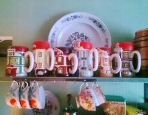 Коллекция пивных кружок Zatecky Gus
