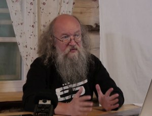 Сергей Летов к столетию революции джаза. Лекция. Видео.