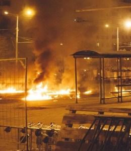 Последняя сводка из Минска. Протесты продолжаются