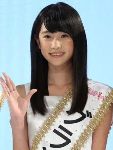 国民的美少女コンテスト グランプリ受賞の時