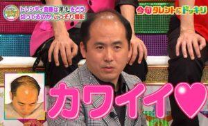 シャンプー台の可愛い斎藤さん。