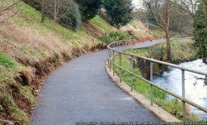 Footpath, Larne