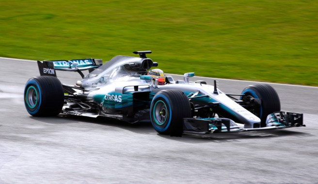 2017 Silver Arrows Launch - First Shots