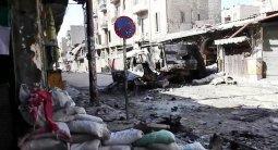 Voice of America News: Scott Bobb , tras los tiroteos del día en Aleppo, Syria