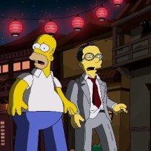 Die Simpsons Clip zu Ehren von Hayao Miyazaki