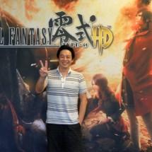 Das Team Final Fantasy wünscht allen schöne Feiertage
