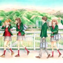 Orange von Ichigo Takano wird als Anime adaptiert