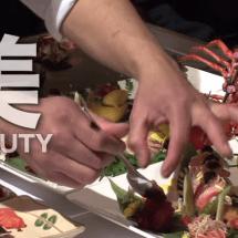 Ein Wettbewerb der besten Sushi-Köche in Tokio!