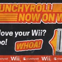 Crunchyroll veröffentlicht App für Nintendo Wii!