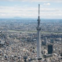 Tokyo Skytree begrüsst den 20 Millionsten Besucher