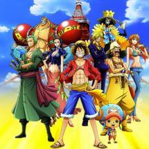 One Piece flutet das Jahr 2016