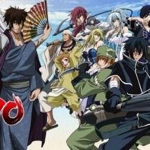 Der Manga Brave10 von Mangaka Kairi Shimotsuki endet diesen März